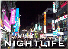 Nightlife in Korea - ESL in Korea