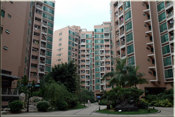 Housing in China - ESL in China