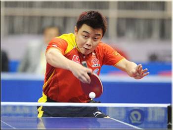Table Tennis - ESL in China