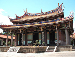 Confucius Temple, Taipei - Teaching English in Taiwan