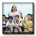 Teaching English for peace