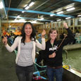 Shrimp Fishing Event - Teaching English in Taiwan