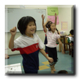 ESL Classroom - Teaching English in Taiwan