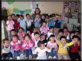 ESL Teacher Rebecca - Teaching English in China