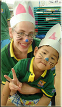 Shaundra McCarter - English Teacher in Taiwan