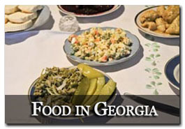 Food in Georgia