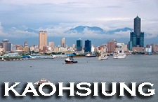 City of Kaohsiung- ESL in Taiwan