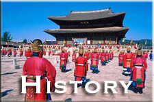 History of South Korea - ESL in Korea