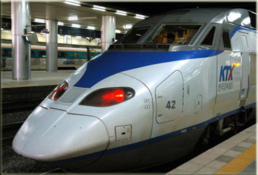 South Korea High-Speed Train - ESL in Taiwan