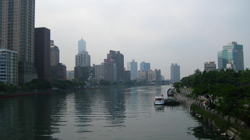 The Love River, Kaohsiung - Teaching English in Taiwan