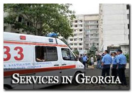 Services in Georgia
