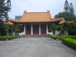 Martry's Shrine, Taichung - Teaching English in Taiwan