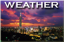 Weather in Taiwan - ESL in Taiwan