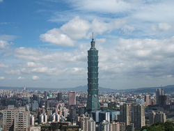Taipei 101 - Teaching English in Taiwan