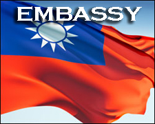 Embassies in Taiwan - ESL in Taiwan