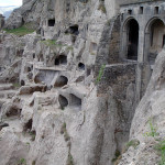 Georgia's Incredible Cave Cities and Cave Monasteries