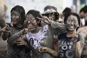 Korea Mud Festival (Flickr photo by toughkidcst)