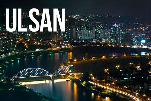 Ulsan, South Korea
