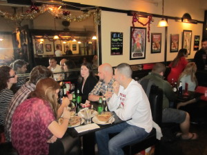 Whalen's Poutine Eating Event November 2014_6