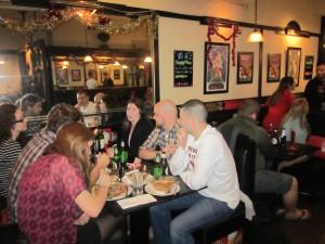 Whalen's Poutine Eating Event November 2014_6