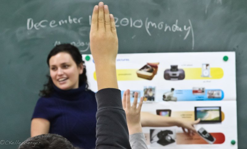 Teach English in Georgia
