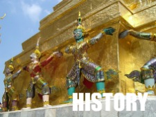 Thailand Country Guide - History