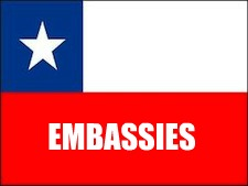 Chile - Foreign Embassies