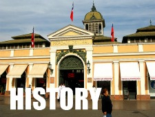 Chile - history