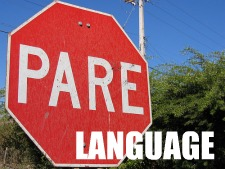 Chile - language