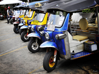 Thailand Tuk-tuk Flickr Photo by JasonDGreat