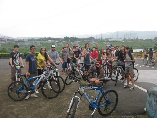 Reach To Teach April 2012 Event - Bike Event