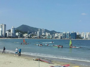 Gwangalli Beach in Busan