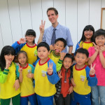 Reach To Teach Interviews Max Pizzini, an American Teacher in Taoyuan, Taiwan
