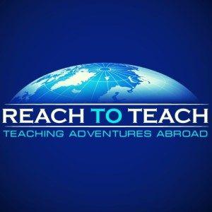 Reach To Teach Logo
