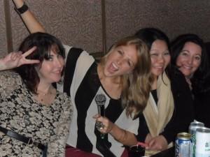 Soju_S_Carrie, Shay, Romona and Courtney