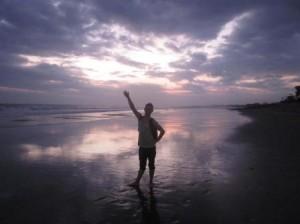 Dean Barnes Kuta Beach, Bali