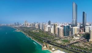 Abu Dhabi Sea Front