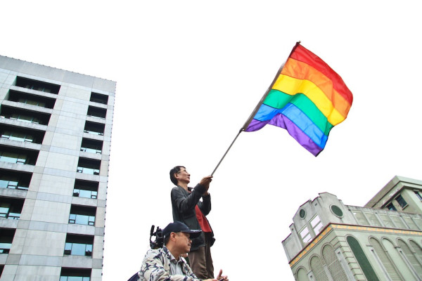 Taipei Gay Pride 2012