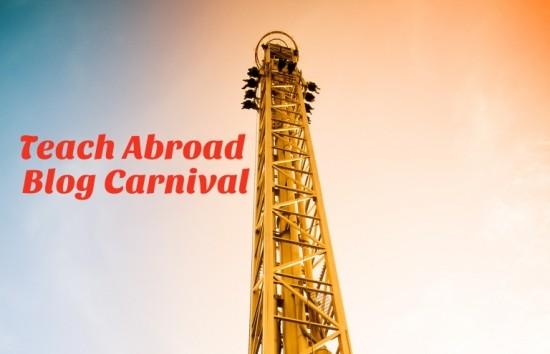 Teach Abroad Blog Carnival