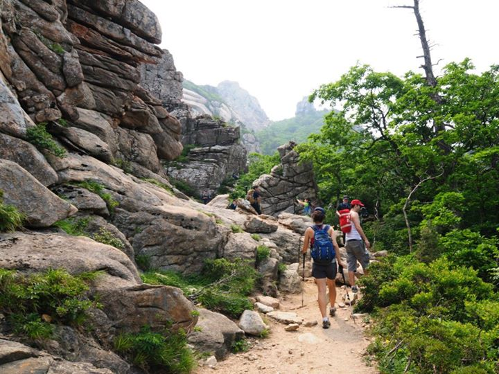 how to get to south mountain hiking trails