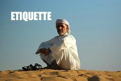 UAE Etiquette