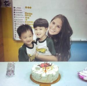Teacher Michelle