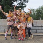 Sarah Steinmetz Color Run