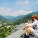 Daniel St. Clair in South Korea