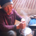 Mongolian wooman