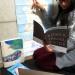 Judith Villarreal traveling Korea