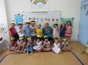 Kelly's Class
