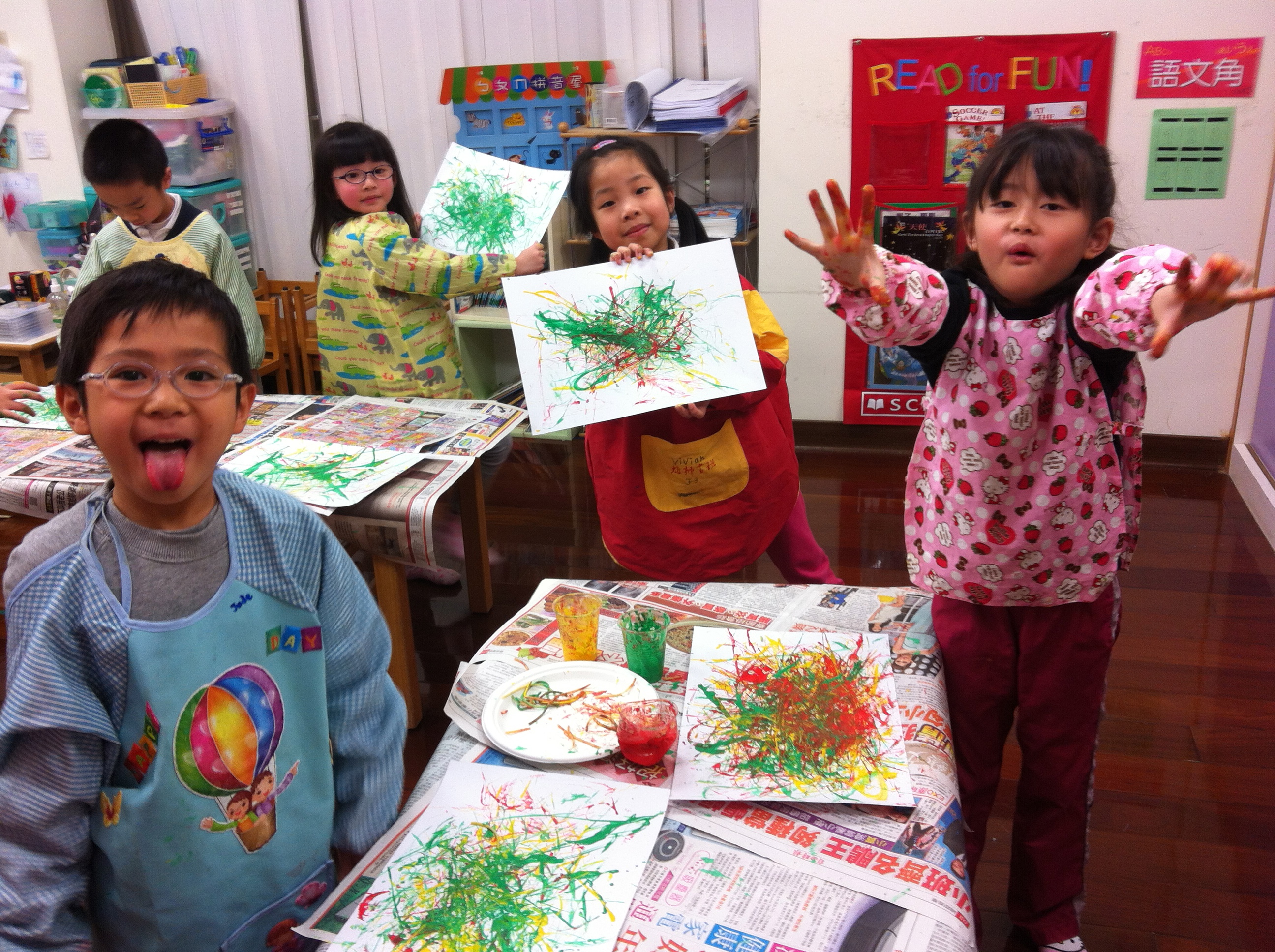Classroom Ideas For Toddlers ~ Taiwan teacher interview with sarah vied