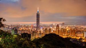 Taipei Twilight