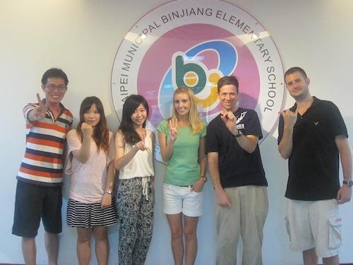 Teaching in Taiwan's Public School System